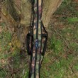 Puzdro na prút Cult Tackle DPM Compact Single Rod Sleeve 9ft (270cm)