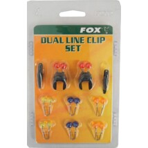 FOX - Dual Line Clip Set - 10mm