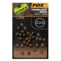 FOX Edges - Camo Tapered Bore Beads 4mm