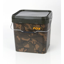 FOX Konva Camo Square Carp Buckets 17L