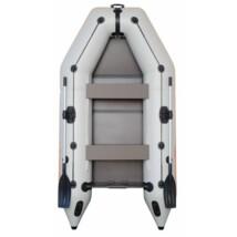 Čln Kolibri KM-300 P šedý, pevná podlaha