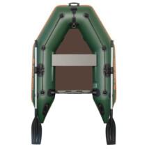 Čln Kolibri KM-200 P zelený, pevná podlaha