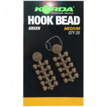 Korda Hook Bead - Green - Medium