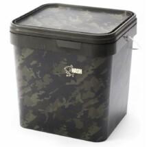 Vedro Nash Rectangular Bucket 17L
