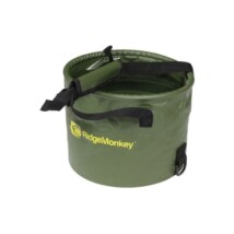 RidgeMonkey Collapsible Water Bowl Skladacie vedro 10L