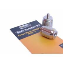 Solar Tackle - Titanium Drop Back Weights 2x 30g
