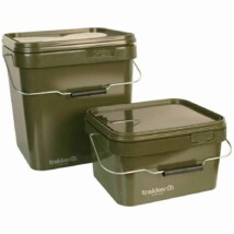 Trakker - Olive Square Container - Vedro 17l