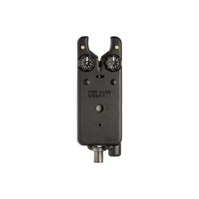 Signalizátor Delkim Digital Bite Alarm Txi-D - Žltý