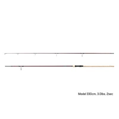 Delphin ETNA E3 cork / 2 diely 330cm/3,00lbs