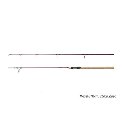 Delphin ETNA E3 cork / 2 diely 270cm/2,5lbs