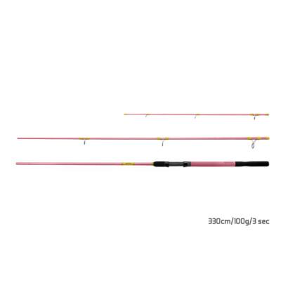 Delphin QUEEN Feeder +3 špičky 330cm/100g/3 diely