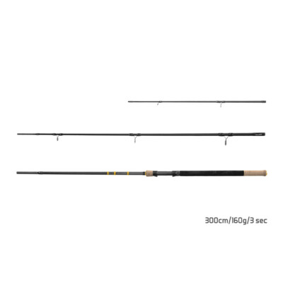 Delphin RIVER Trophy NXT +4 špičky 300cm/160g/3 diely