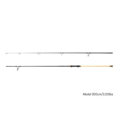 Delphin OPIUM V2 CORK / 2 diely 300cm/3,00lb