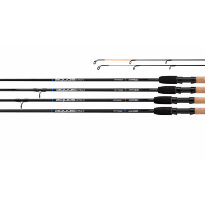 Feedrový prút Matrix Aquos Ultra C Feeder Rods 11ft 3,30m 40g