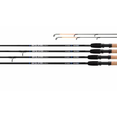 Feedrový prút Matrix Aquos Ultra C Feeder Rods 12ft 3,7m 50g