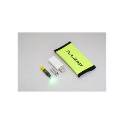 Flajzar feeder signalizátor LED - zelený