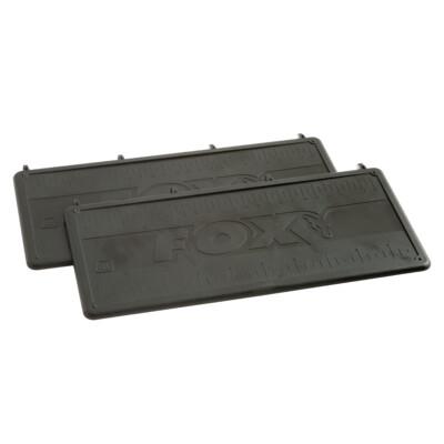 FOX F BOX Rig Box System Lids X2 - Medium