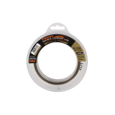 FOX EXOCET Double Tapered Line Trans Khahi 300m 0,30-0,50mm