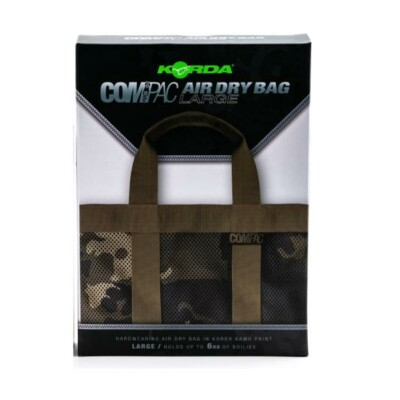 Korda COMPAC Air Dry Bag - Small - 10kg