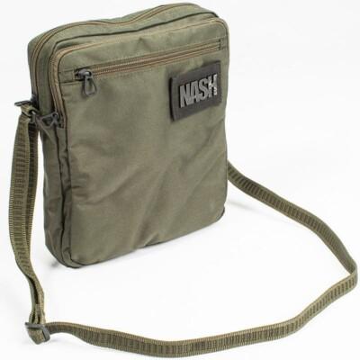 Taška cez rameno Nash Security Pouch - Small