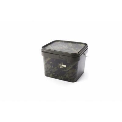 Vedro Nash Rectangular Bucket 10L
