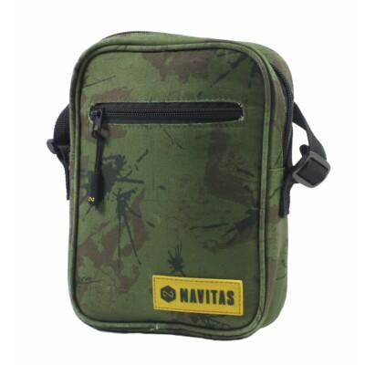 Taška cez rameno Navitas Man Bag Camo