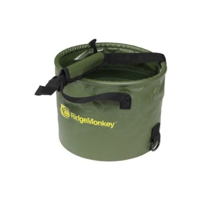 RidgeMonkey Collapsible Water Bowl Skladacie vedro 15L