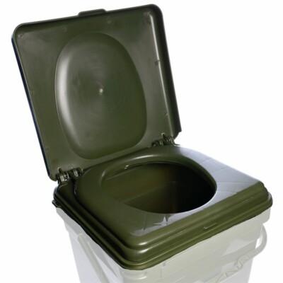 RidgeMonkey: Toaletné sedátko CoZee Toilet Seat