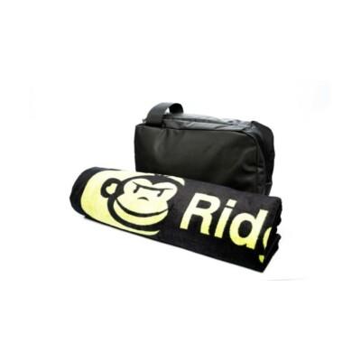 RidgeMonkey Kozmetická sada LX Bath Towel&Shower Caddy Set
