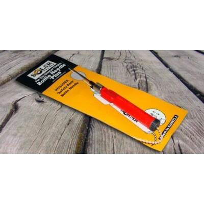 Boilie Ihla Solar Tackle Boilie Needle - Červená