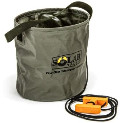 Solar Skládacie vedro - Bankmaster Collapsible Water Bucket 10L